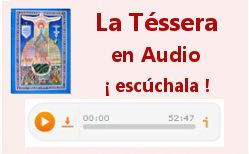 Téssera en audio y descargable